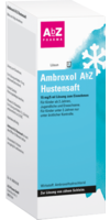 AMBROXOL AbZ Hustensaft 15 mg/5 ml