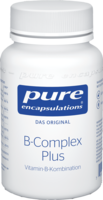 PURE-ENCAPSULATIONS-B-Complex-plus-Kapseln