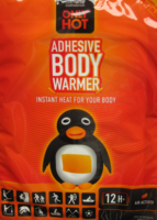 ONLY Hot Warmers Körperwärmer adhäsiv