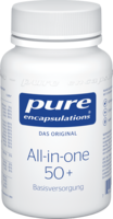 PURE ENCAPSULATIONS all-in-one 50+ Kapseln